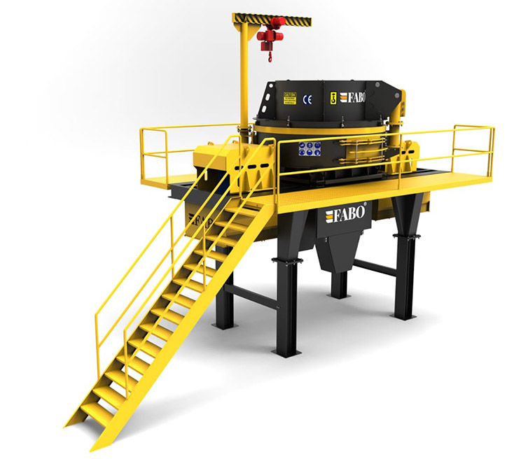 Advantages of Vertical Shaft Impact Crushers