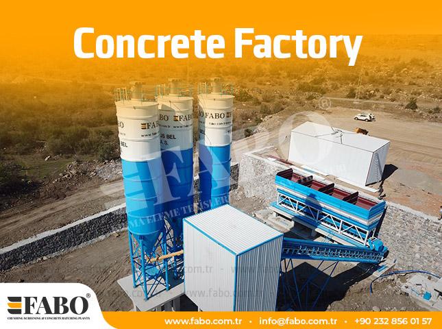 Concrete Factory
