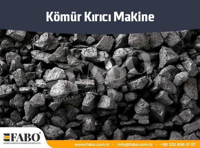 Kömür Kırıcı Makine
